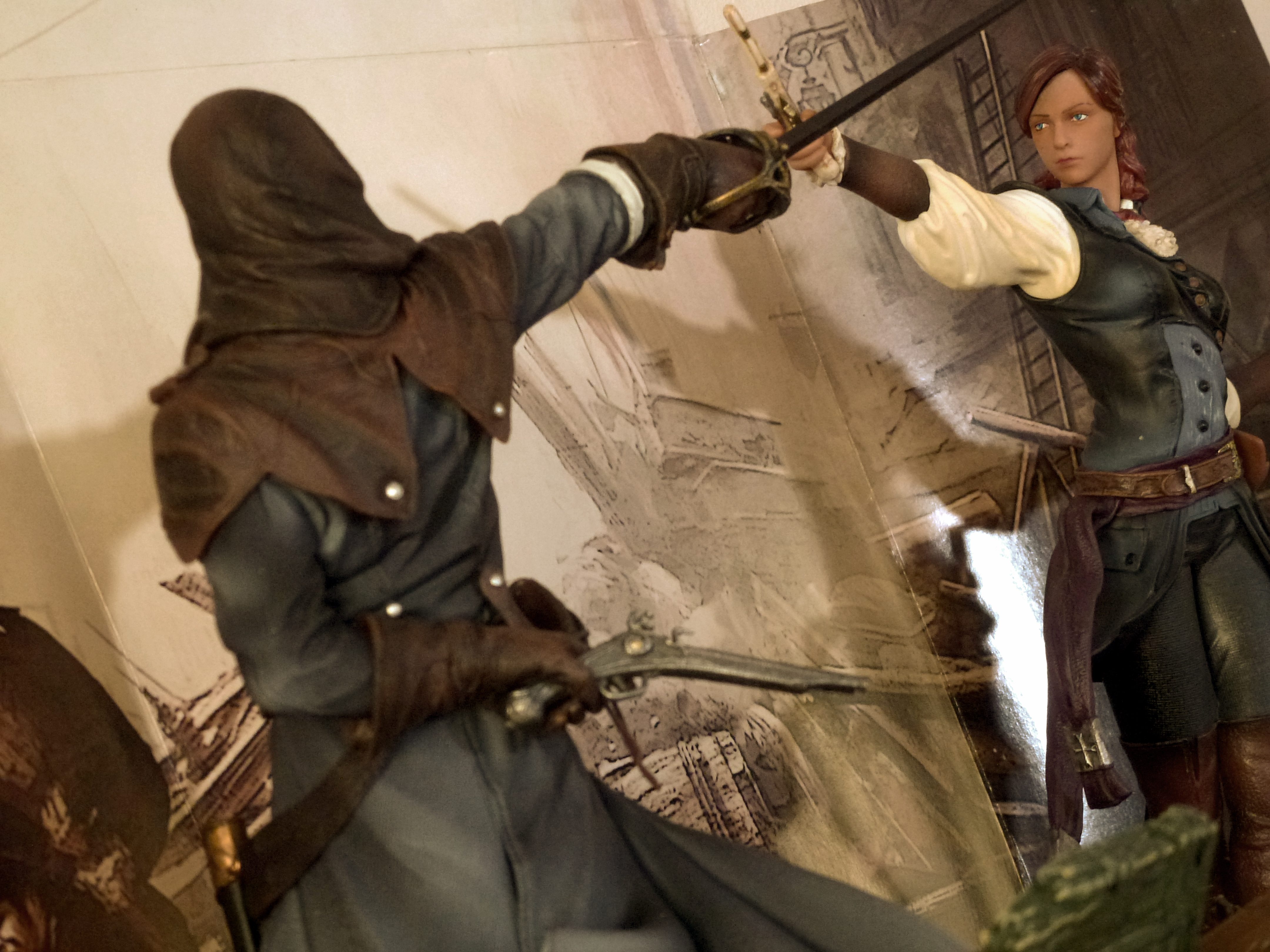 Assassins Creed Unity Arno And Elsie Linda Thats Me
